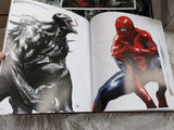 NEW FOR FAN ONLY SIGNED Gabriele Dell'Otto Art Book