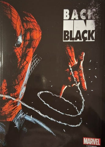 Back in Black Regular Softcover Art Book by Gabriele Dell'Otto