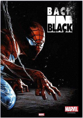 Back in Black Signed Portfolio (Including 14 Lithographs) by Gabriele Dell'Otto