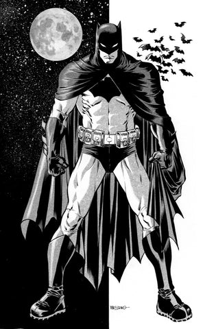 Jesus Merino Original Art Batman DC Illustration 2