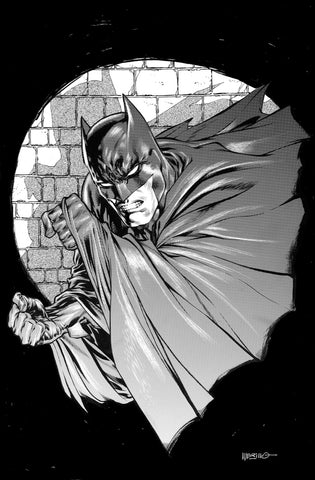 Jesus Merino Original Art Batman DC Illustration 3
