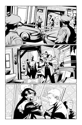 Rafa Sandoval Original Art Flash #750 Page 10