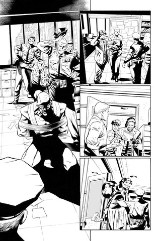 Rafa Sandoval Original Art Flash #750 Page 14