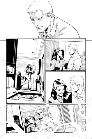 Rafa Sandoval Original Art Flash #750 Page 21