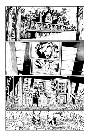 Rafa Sandoval Original Art Flash #759 Page 14