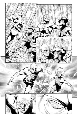 Rafa Sandoval Original Art Flash #759 Page 3