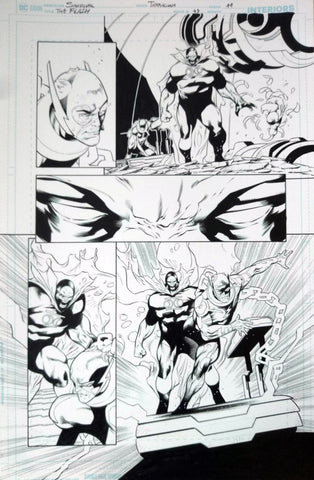 Rafa Sandoval Original Art Flash #754 Page 11