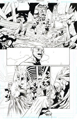 Rafa Sandoval Original Art Flash #754 Page 7
