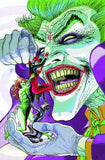 Guillem March Original Art Gotham City Sirens #20 Cover