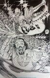 Guillem March Original Art Harley Quinn #70 Cover