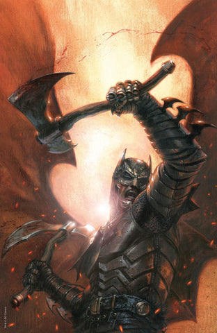 Gabriele Dell'Otto Dark Nights Metal #1 Exclusive Virgin Cover