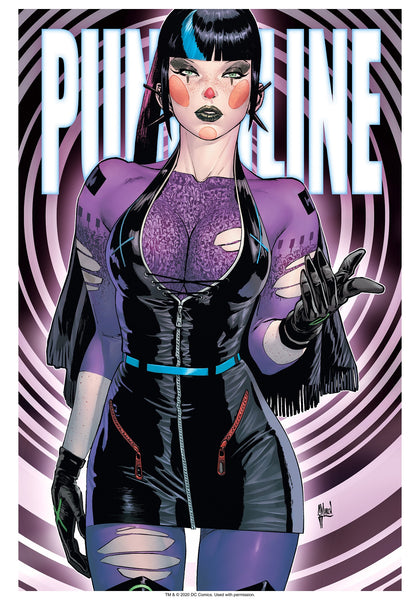 Guillem March Punchline NYCC Metaverse 14x20