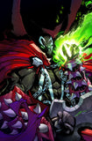 Gerardo Sandoval Original Art Spawn Illustration