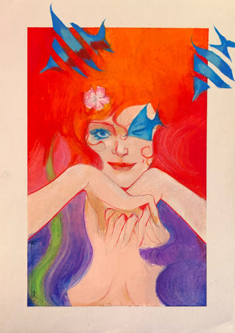 Helena Masellis Original Art Delirium Sandman Collection