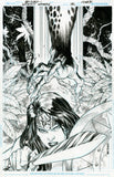 Jesus Merino Original Art Wonder Woman #76 Cover