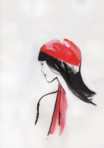 Helena Masellis Original Art Elektra Minimalistic Collection