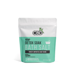 CBDfx - Bath Salt 100mg