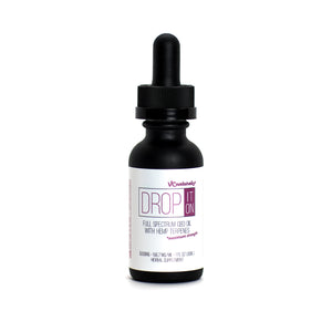 VC Naturalz - Drop It on Full Spectrum CBD Oil