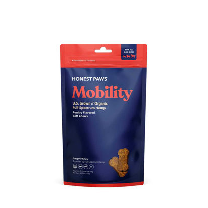 Honest Paws - Mobility - Soft Chews