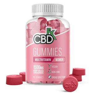 CBDfx Gummies with Multivitamin for Women
