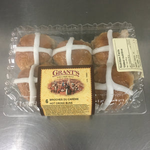 Hot Cross Buns shipped right to your door...