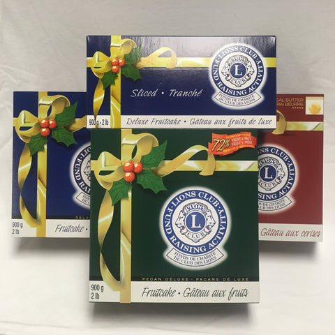 packaging for Lions and Lioness clubs