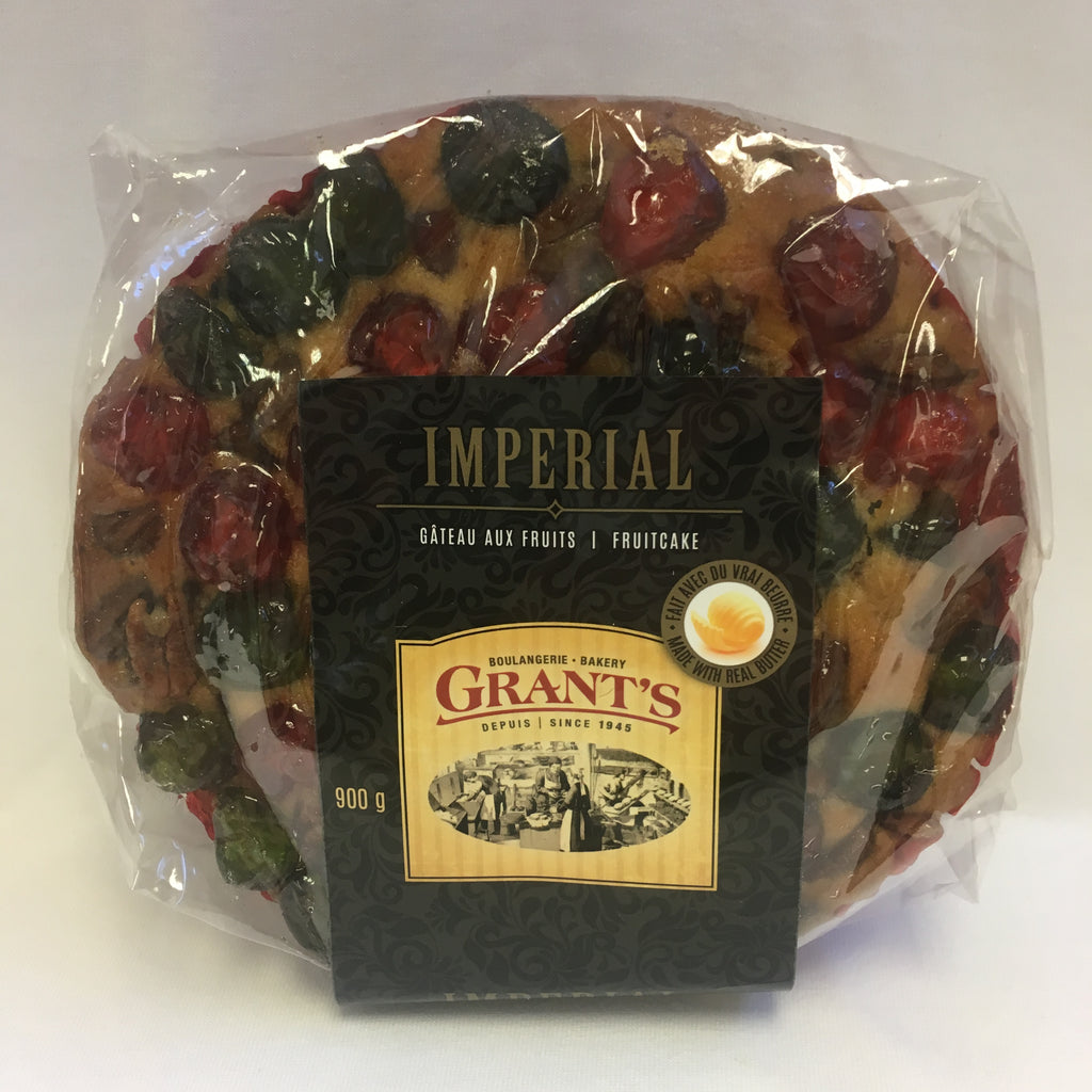 Imperial fruitcake, ring, 900g