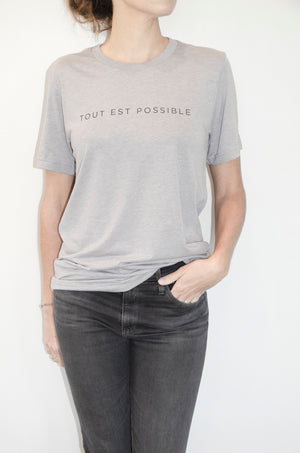 Everything is Possible - The Softest T-Shirt