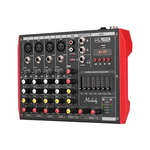 Muslady D6 Portable Mixer