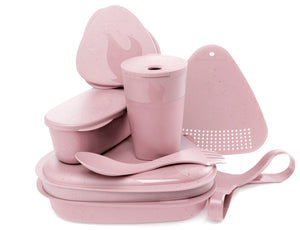 LIGHT MY FIRE MealKit BIO dusty pink