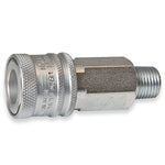 HIGH VOLUME TWO STAGE COUPLINGS