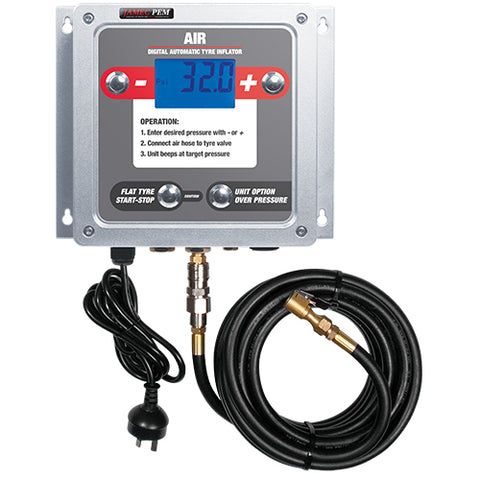 DIGITAL DELUXE AUTOMATIC TYRE INFLATOR