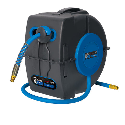 AIR HOSE REEL - PRO SERIES EXTREME 8M