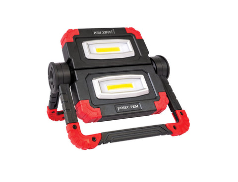 COLLAPSIBLE LED RECHARGEABLE WORK LIGHT