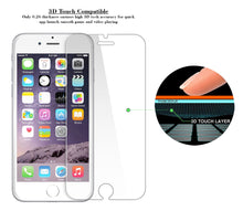 Cargar imagen en el visor de la galería, iPhone 6/6S Plus Tempered Glass Screen Protector ProShield Edition