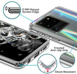 Galaxy S20 Plus Gorilla Crystal Ultra Clear Case