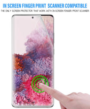 Load image into Gallery viewer, Galaxy S20 Screen Protector NANOTECH Screen Protector Film [3 Pack]