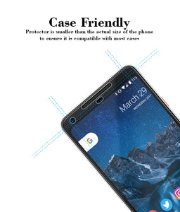 Google Pixel Tempered Glass Screen Protector ProShield Edition