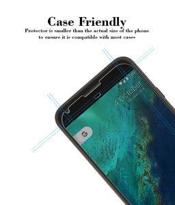 Google Pixel 2 Privacy Tempered Glass Screen Protector ProShield Edition