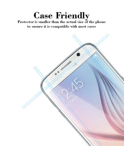 Galaxy Note 4 Tempered Glass Screen Protector ProShield Edition