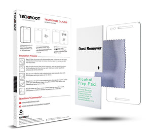 Pixel 3A XL Tempered Glass Screen Protector ProShield Edition [2 Pack]