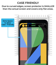 Load image into Gallery viewer, Pixel 4A Tempered Glass Screen Protector ProShield Edition [3 Pack]