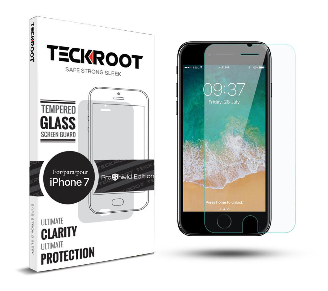 iPhone 7 Tempered Glass Screen Protector ProShield Edition