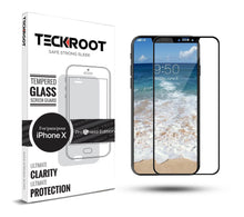 Cargar imagen en el visor de la galería, iPhone X Tempered Glass Screen Protector ProShield Edition