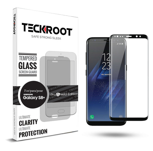 Galaxy S8 Plus Tempered Glass Screen Protector ProShield Edition