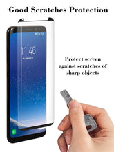 Load image into Gallery viewer, Galaxy S8 Tempered Glass Screen Protector ProShield Edition