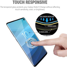 Load image into Gallery viewer, Galaxy S10 Plus Tempered Glass Screen Protector ProShield Edition [2 pack]