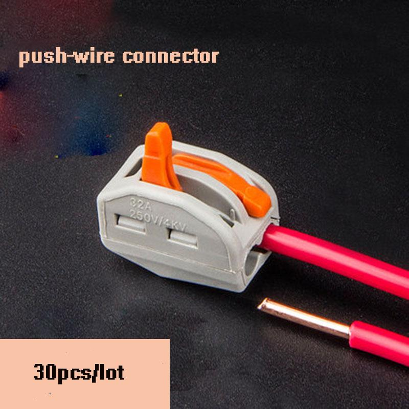 Wire Compact Connectors -60%OFF