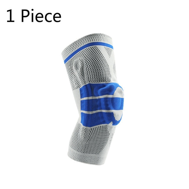 Sports & Elderly Silicone Knee Pads