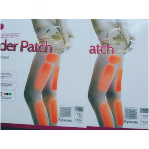 Wonder Patch - Belly Slim Patch & Legs Slimming Patch